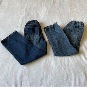 Youth Carpenter Jeans Size 7 Lot of 2